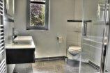 Bad in der Pension Glückstadt